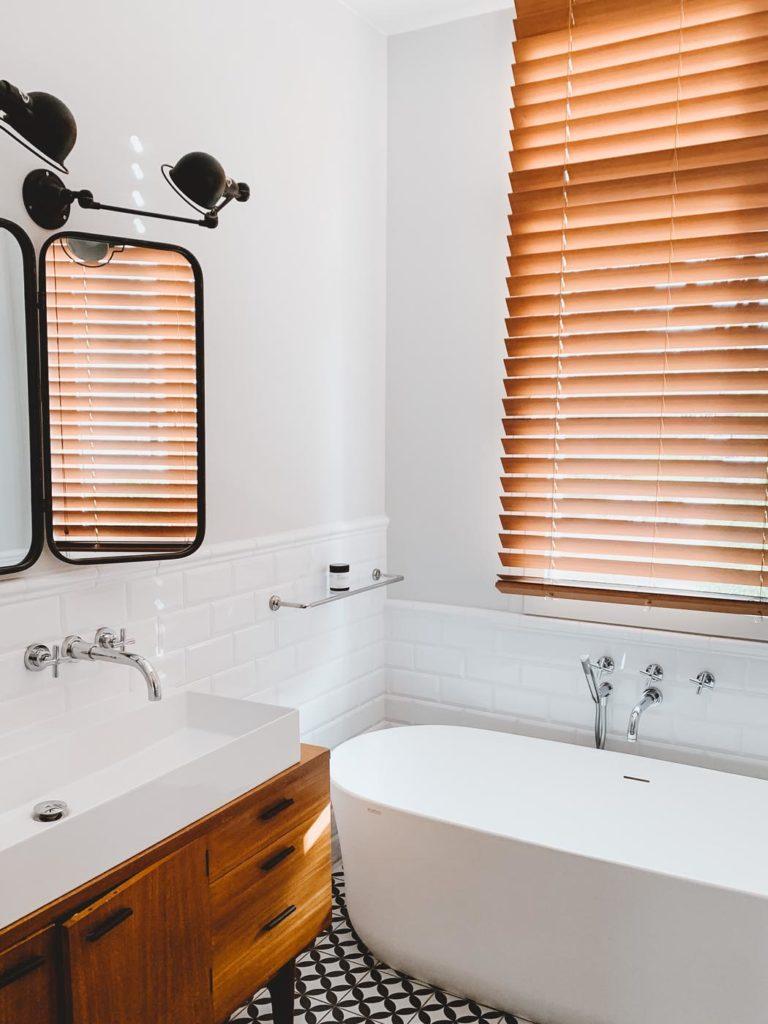 Projet de salle de bain | Maison 604 - Agence de conseil en décoration d'intérieur et design d'espace dans la région de Nancy et Paris.