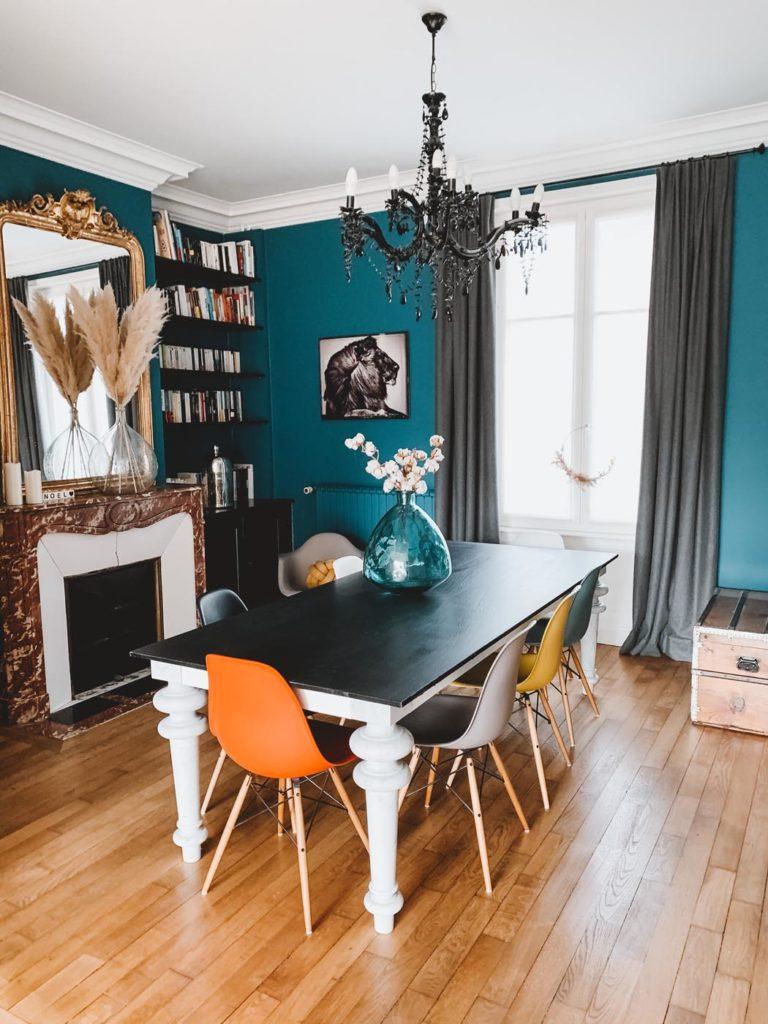 Salle à manger | Maison 604 - Agence de conseil en décoration d'intérieur et design d'espace dans la région de Nancy et Paris.