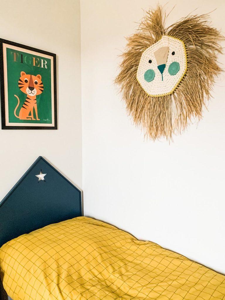 Projet de chambre d'enfant | Maison 604 - Agence de conseil en décoration d'intérieur et design d'espace dans la région de Nancy et Paris.