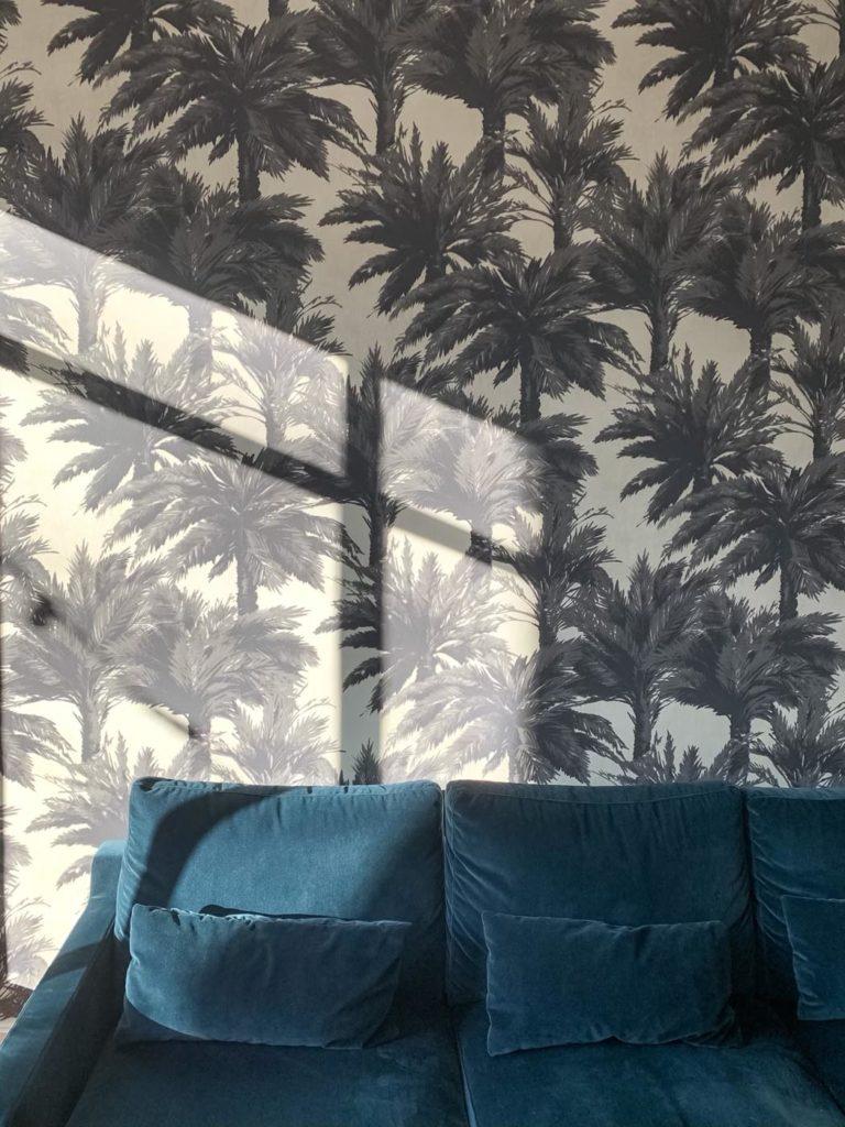 Papier peint | Maison 604 - Agence de conseil en décoration d'intérieur et design d'espace dans la région de Nancy et Paris.